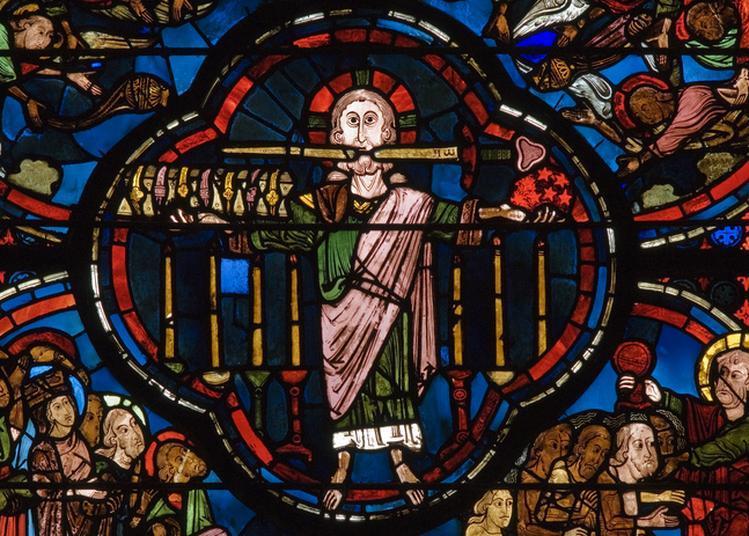 « Du Symbolisme Au Sacré, La Cathédrale Autrement » à Bourges