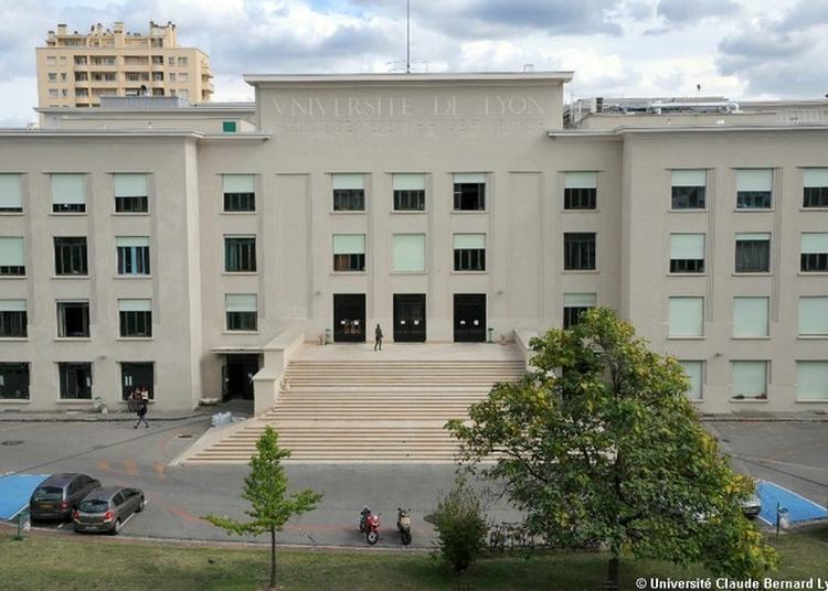 « La Faculté Rockefeller : Une Belle Histoire De La Santé à Lyon »
