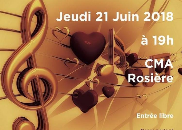 « La Musique En Toi » à Marseille