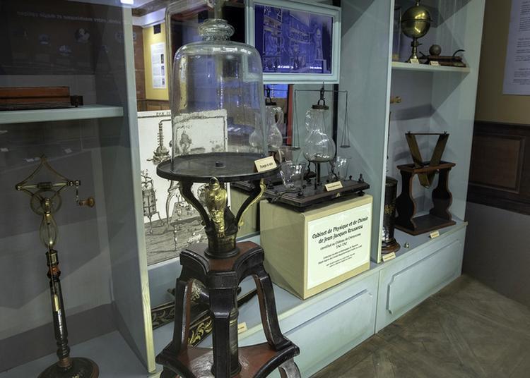 « La Science Spectacle Au Siècle Des Lumières» à Blois