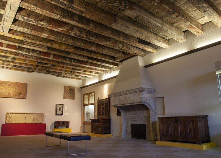 « Le Plafond à Décor Héraldique » à Metz