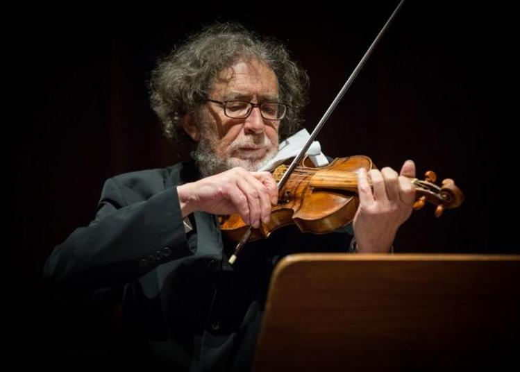 « Le Violon, Instrument Roi », Concert De L'ensemble Baroque De Nice, Direction Gilbert Bezzina, à L'église Saint-pons