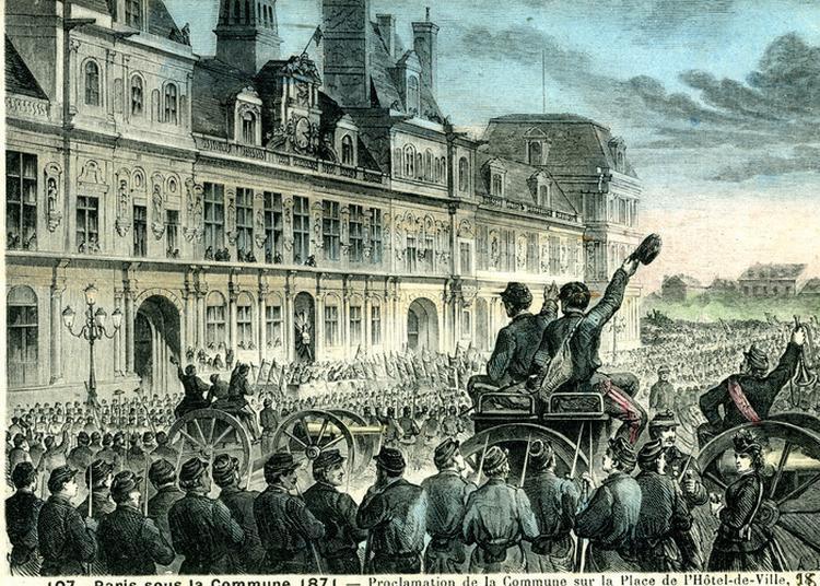 « Les 72 Jours De La Commune» Et « Communardes! » à Issy les Moulineaux