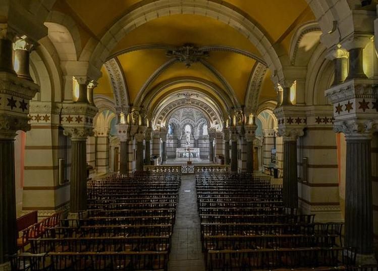 « Les Vierges De La Crypte » à Lyon