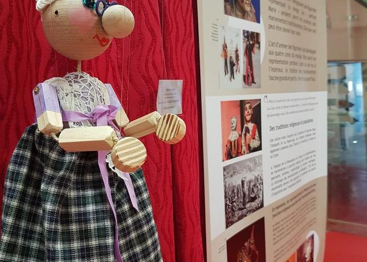 « Marionnettes ! » à La Batie Montgascon