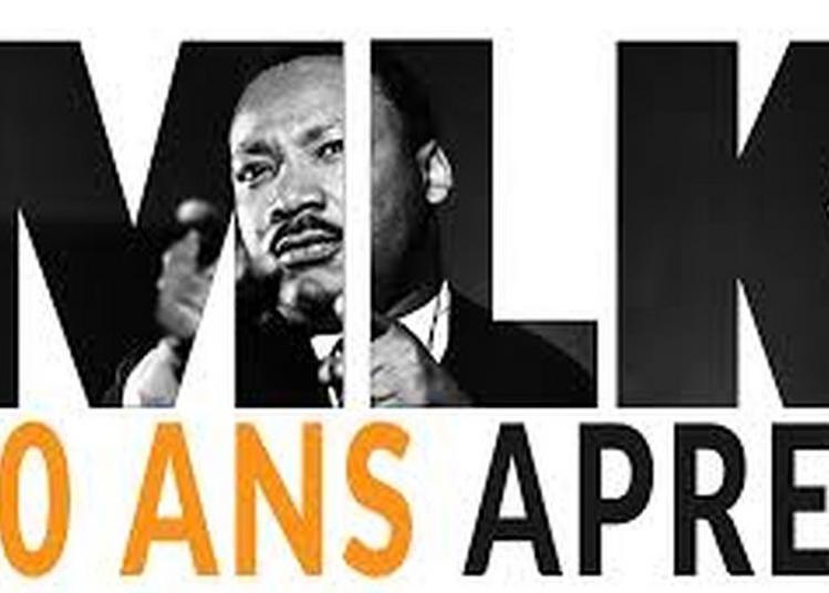 « Martin Luther King 50 Ans Après » à Orléans