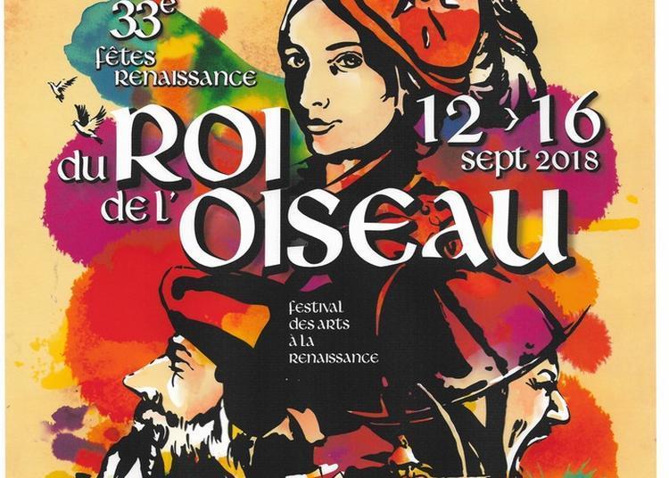 «fêtes Renaissance Du Roi De L'oiseau». à Le Puy en Velay