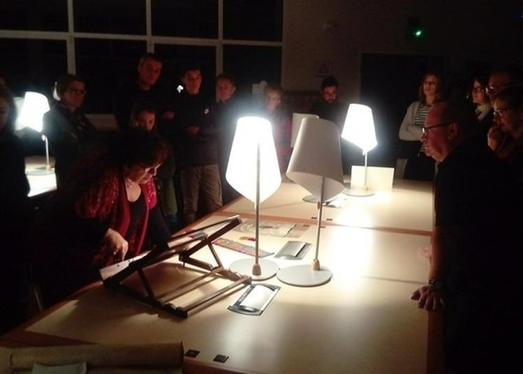 «les Archives Au Clair De Lune », Visite Nocturne Et Insolite. à Aurillac
