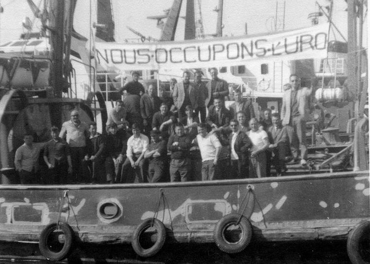 « Nous Occupons L'uro* » à Saint Nazaire
