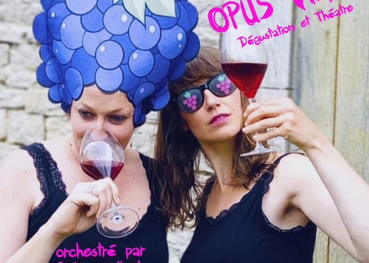 « Opus Vivum » - Dégustation-spectacle à Pernand Vergelesse