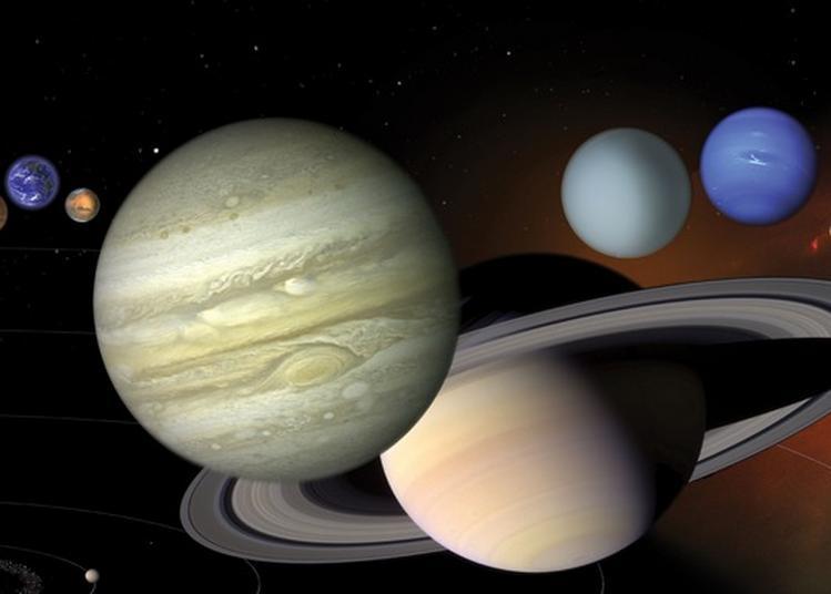 «où Est Passée La Neuvième Planète?» à Reims