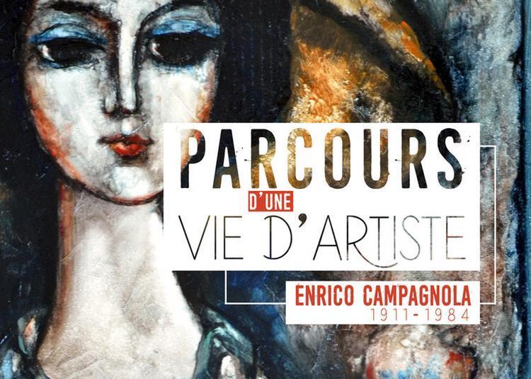 « Parcours D'une Vie D'artiste : Enrico Campagnola (1911-1984) » à Saint Dié des Vosges