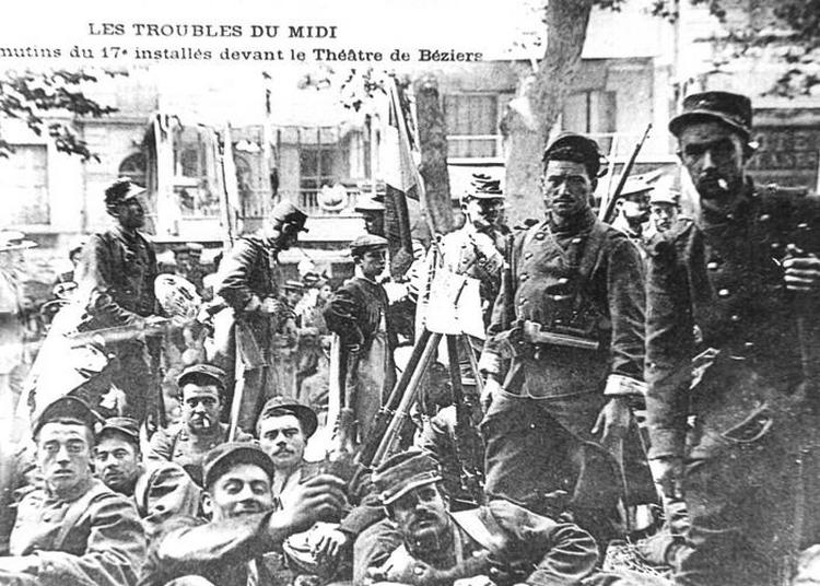 « Pas Jamai Vist ! » : Les Papiers Retrouvés D'un Mutin Du 17e Régiment D'infanterie à Beziers