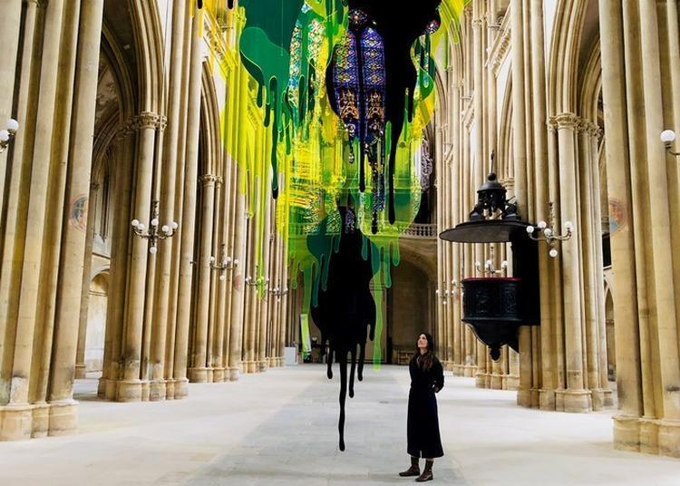 « Paysage Immatériel » De Valentina Canseco à Metz