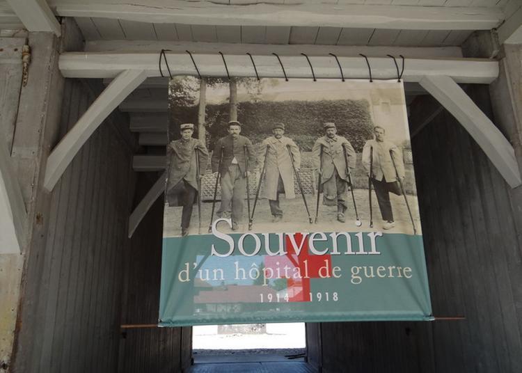 « Souvenir D'un Hôpital De Guerre, 1914-1918 » à Randan