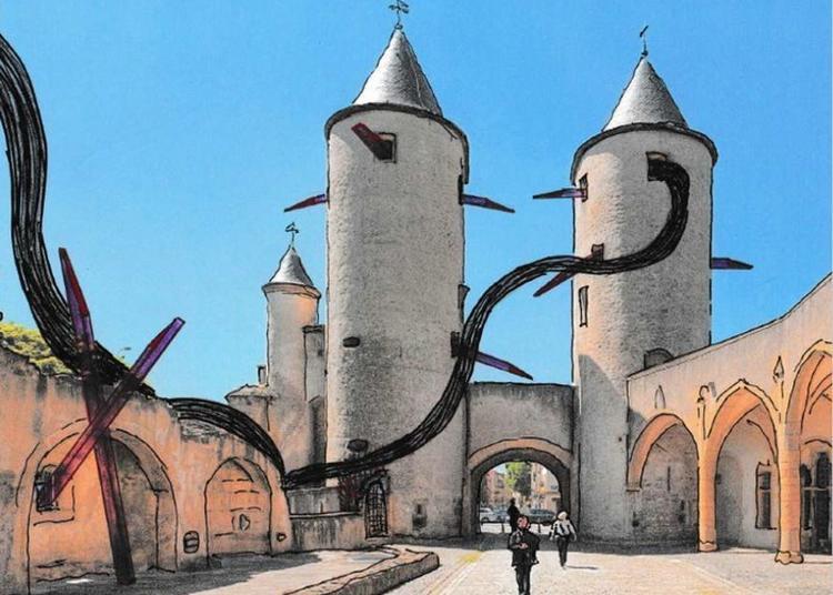 « Tour De Force » De Rainer Gross à Metz