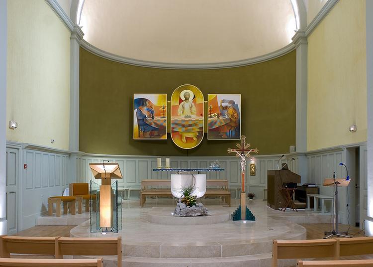 « Un Autre Regard Sur Une église » à Cognin