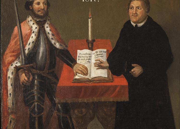 « Un Orage Et Ses Effets : La Réforme Du 16e Siècle À Saint-guillaume... Et Au-delà » à Strasbourg