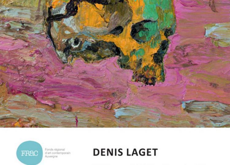« Une Extravagance Qui Boite », Une Visite Dansée De L'exposition De Denis Laget Par Thierry Lafont à Clermont Ferrand