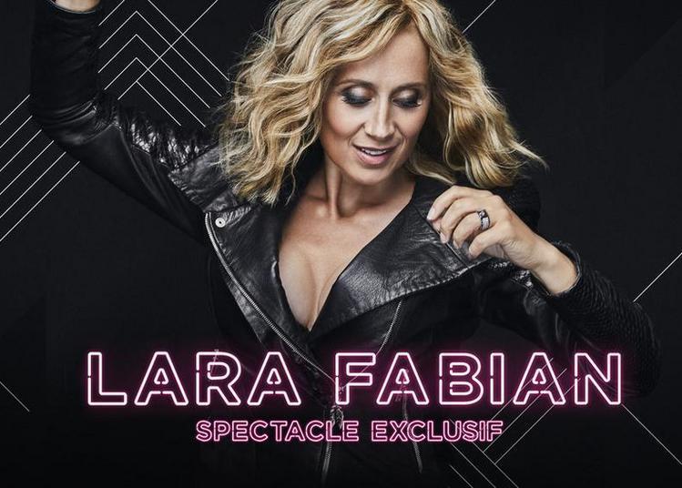 Lara Fabian à Mouilleron le Captif