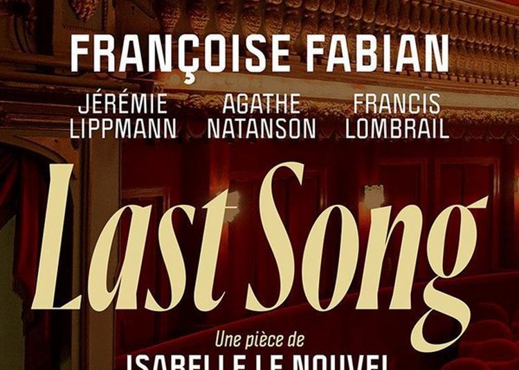 Last Song à Paris 17ème