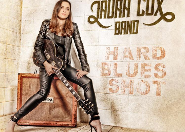 Laura Cox Band à Paray Vieille Poste