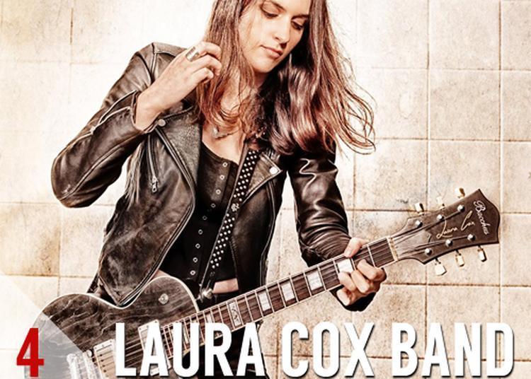 Laura Cox Band et Birdstone à Parthenay