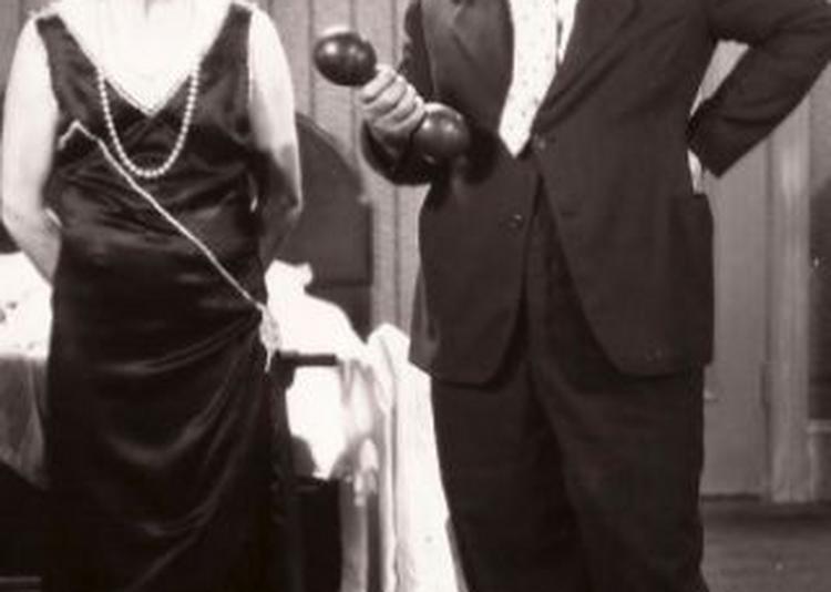 Laurel & Hardy A L'Âge De Pierre à Paris 13ème