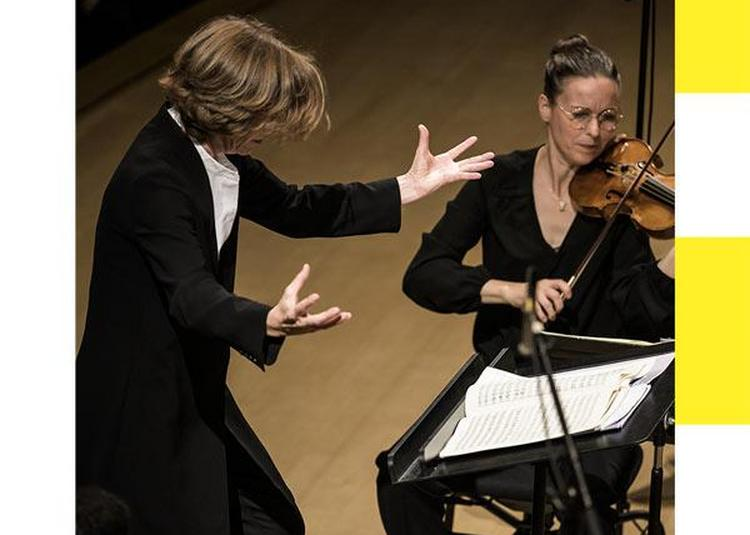 Laurence Equilbey - Beethoven - à Boulogne Billancourt