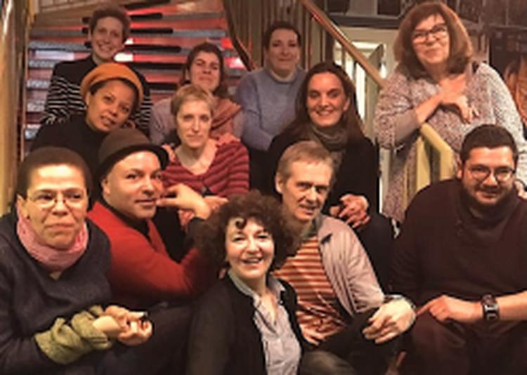 Laurence Saltiel & Vocal Edyvoice à Paris 1er