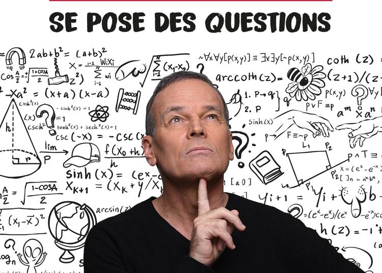 Laurent Baffie - Laurent Baffie se pose des questions à Lille