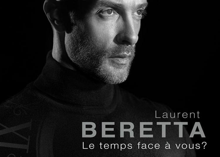 Laurent Beretta Dans Timeless à Paris 4ème