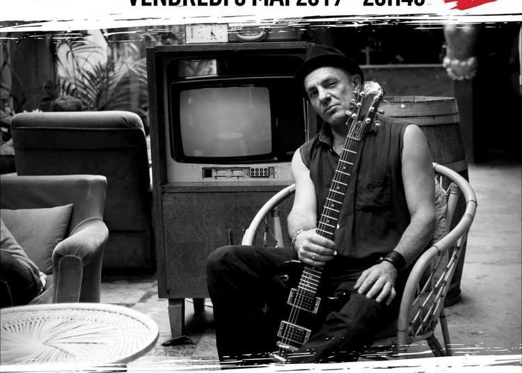 Laurent Faye en concert à Ivry sur Seine