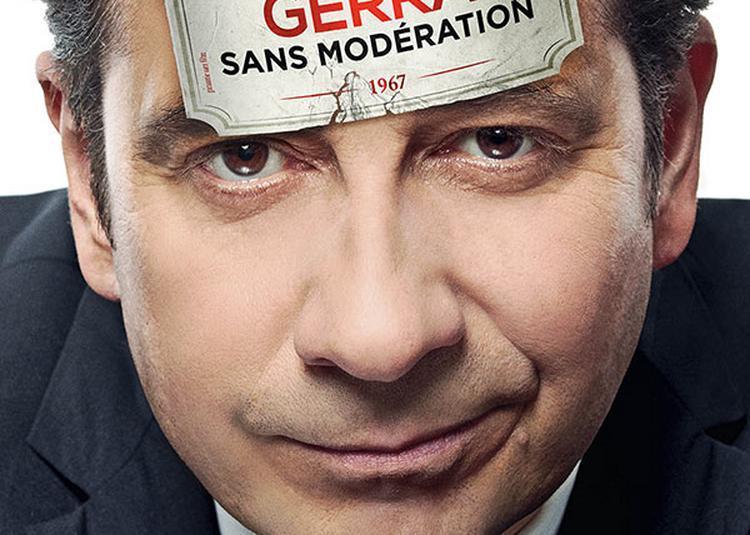 Laurent Gerra - Sans Modération - report à L'Isle d'Espagnac