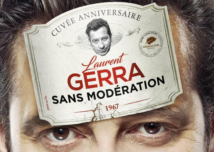 Laurent Gerra - report à Paris 9ème