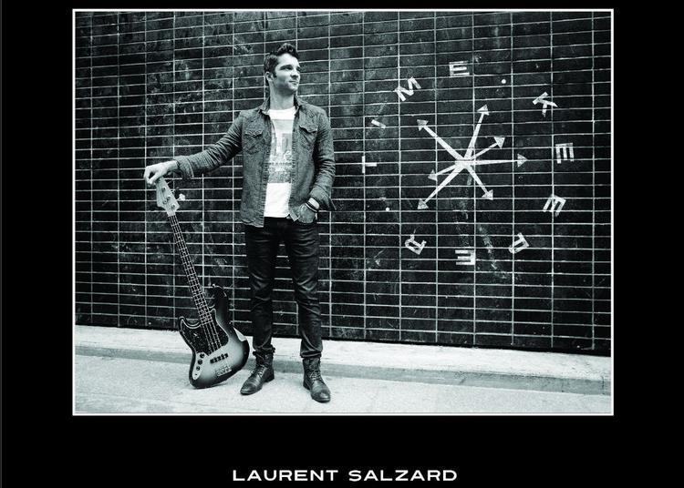 Laurent Salzard à Paris 11ème