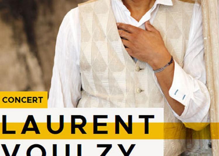 Laurent Voulzy - report à Fougeres