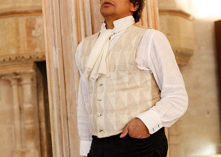 Laurent Voulzy En Concert à Mantes la Jolie