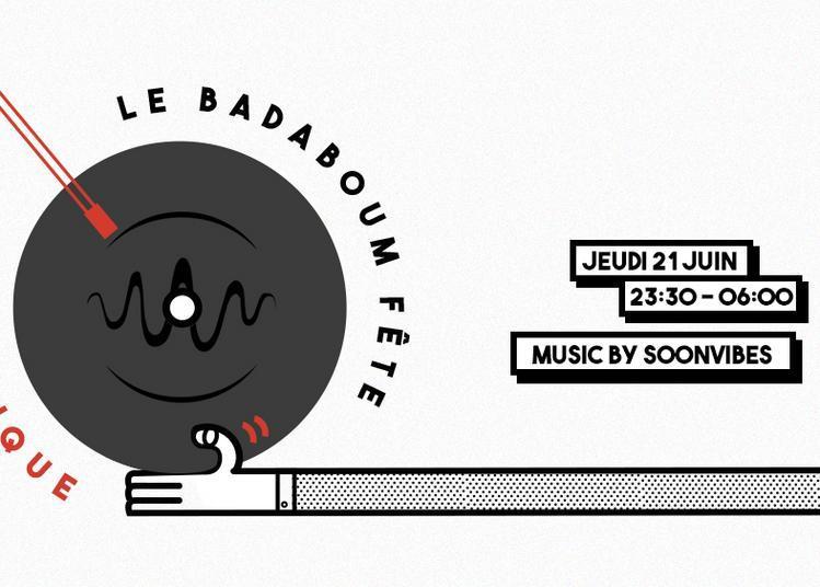 Le Badaboum et Soonvibes célèbrent la musique à Paris 11ème