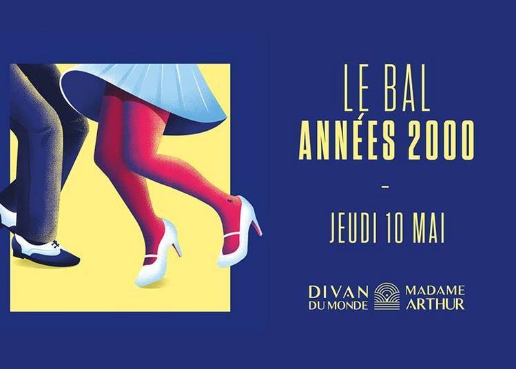 Le Bal Années 2000 à Paris 18ème