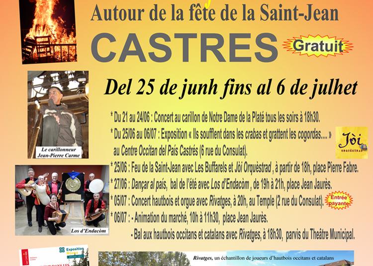 Le Bal Aux Hautbois Occitans Et Catalans à Castres