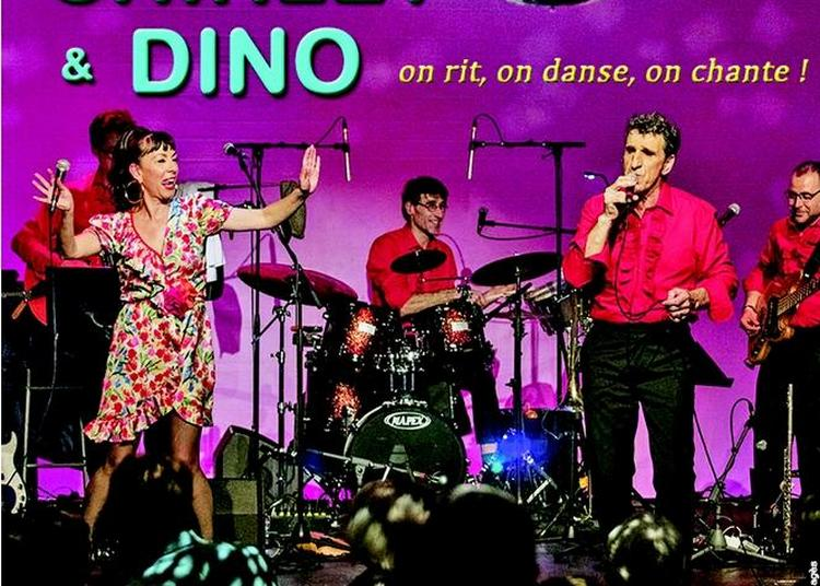 Le bal / spectacle de Shirley et Dino à Revin