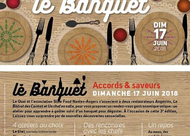 Le Banquet à Angers