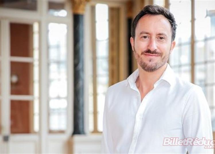 Le Banquet Céleste, Damien Guillon à Paris 8ème
