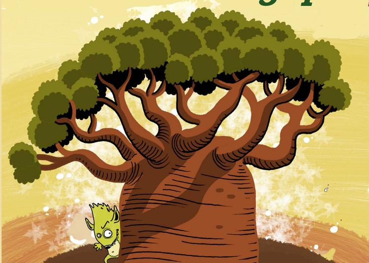 Le baobab magique à Montauban