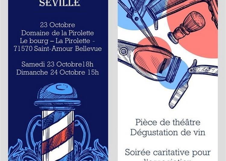 Le Barbier De Séville à Saint Amour Bellevue