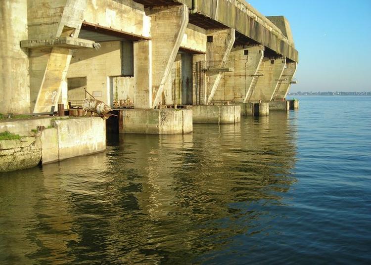 Le Bloc K3, Base De Sous-marins, Vous Ouvre Ses Portes. à Lorient