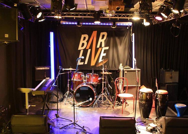 Le Boeuf du Bar Live ! à Roubaix