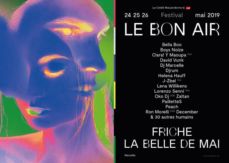 Le Bon Air Festival 2019