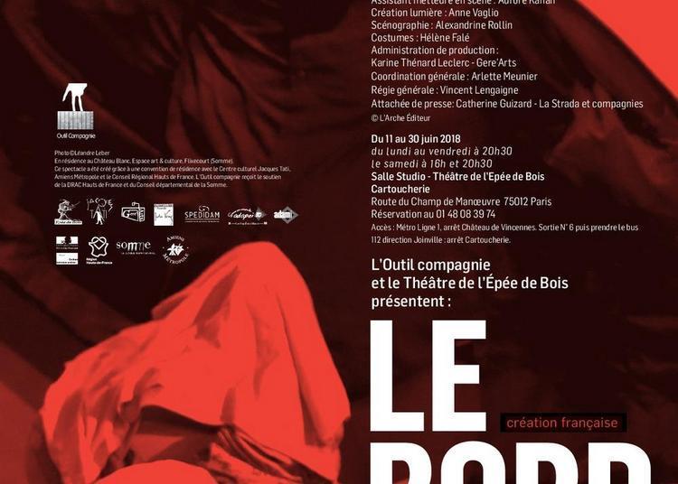 Le Bord - création française à Paris 12ème